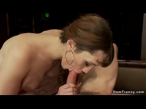 first time anal from a tranny