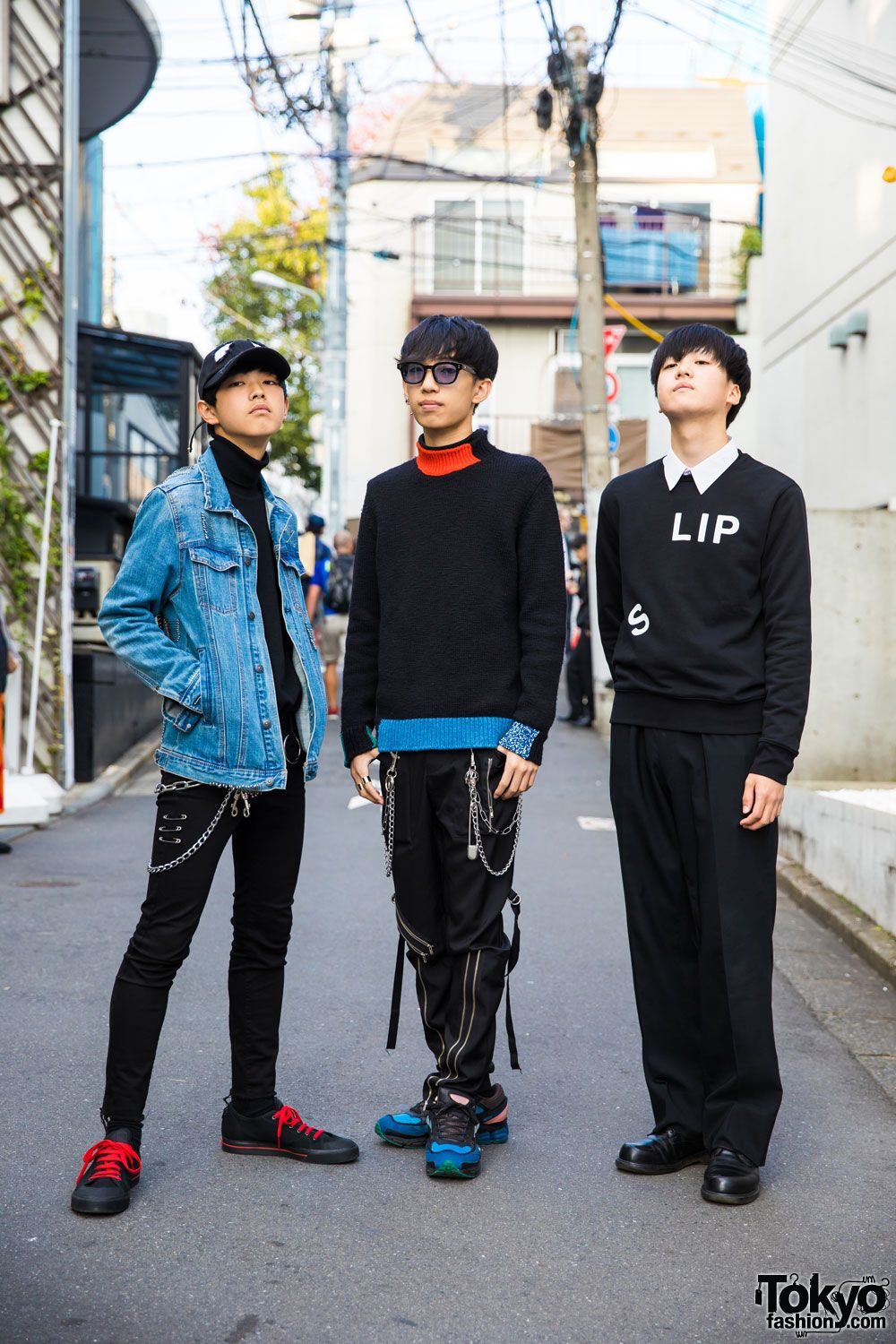 teen in the middle in japan