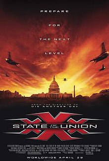 xxx state of the union wiki